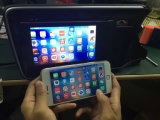 "(Original) Android, iPhone ""Ture Mirroring"" para ""en-Car"" Entretenimiento"