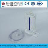 使い捨て可能な排水のびん装置