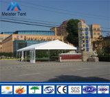 Tienda de aluminio de lujo al aire libre grande de la exposición del marco para los acontecimientos