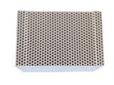 Uso di ceramica del favo in catalizzatore di accumulazione termica