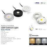 3ワットの穂軸のDimmable LEDのキャビネットの照明80ra 280lm LED Downlight