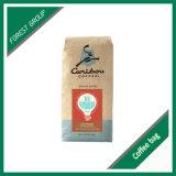 Papel Kraft personalizadas Saco de embalagem de grãos de café (FP8039101)