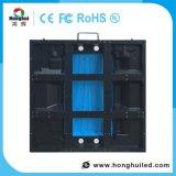 Alta taxa de atualização 2600Hz P4 Video wall LED Visor LED para interior