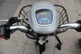 Triciclo Zappy elettrico di /Electric del motorino di /Electric del motorino con il cestino anteriore e l'indicatore luminoso capo anteriore