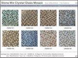 Mosaico de cristal de oro del arte (VMW3101)