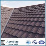 50 anni di Guarranty del tetto di mattonelle metal-ceramiche rivestite di pietra dell'obbligazione