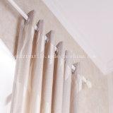 Canton Fair 100% Poli Encolhimento Design de tecido de malha de Cortina da janela
