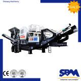 China-Qualitäts-bewegliche Kiefer-Zerkleinerungsmaschine