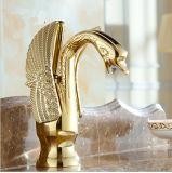 Bassin de luxe en laiton Golden Swan Mixer