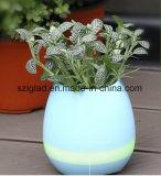 Späteste Technologie/erfinderische Blumen-Potenziometer-Lampen-Funktion Bluetooth/beweglicher Lautsprecher