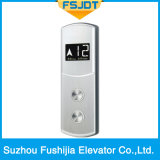 Ascenseur à la maison de Roomless de machine avec le système de conducteur de porte de Vvvf de qualité