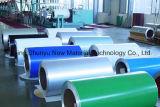 Bobina de aço revestida de cor revestida / alta qualidade e competitiva / matéria-prima