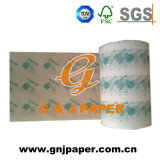 Papier d'emballage de cadeau d'impression de Cmyk de bonne qualité