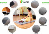 Plancher de luxe de PVC de cliquetis de tuile de vinyle de Lvt
