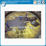Formação de feixe de laje de suporte para o chão de concreto verter descofragem