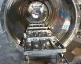 蒸気オートクレーブの低温殺菌器