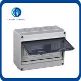 防水IP65 MCBプラスチック電気Htの配電箱