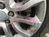 Dispositivo di rimozione potente della polvere del ferro per cura di automobile