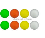 Резиновый логос печатание шарика Lacrosse изготовленный на заказ