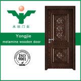 Geformte zusammengesetzte Türen Innenraum MDF-anpassen HDF