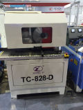 목제 가구 부엌 Cabinent 90 도 (TC-828D)를 가진 수직 절단기