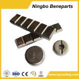 Piezas de desgaste de barras de desgaste de la protección del cazo DLP619