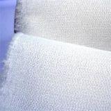 100gsm Bi-Stretch Tejido de poliéster de fusibles de sarga tejido interlínea