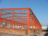Stahlträger|Stahlbinder|Stahlspalte/Stahlkonstruktion|Stahl-Halle|Stahldach