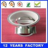 cinta da alta temperatura del papel de aluminio 80mic