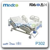 Krankenhaus-elektrisches justierbares Bett mit Ce& ISO