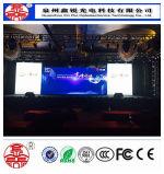 Pantalla a todo color de la etapa cubierta Alquiler de buena calidad HD Grupo P5 digital LED