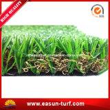 Paisagismo Decorativo Pilha Alta Artificial Grass para Garden Court