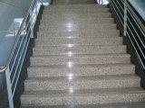 Природные гранитные лестницы и шаги с Antislippery полосой