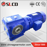 Riduttore elicoidale dell'attrezzo di vite senza fine dell'asta cilindrica della cavità di alta efficienza della serie S