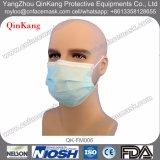3 remplaçables manient le masque protecteur chirurgical non-tissé pour l'infirmière