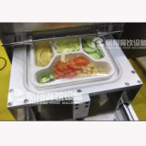 Caixa de fast food automática máquina de estanqueidade,