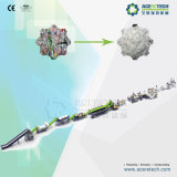 Machines van het Recycling van de Fles van het Huisdier van de goede Kwaliteit de Plastic