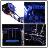 Affichage à cristaux liquides-Toucher 200X200X200building le constructeur de bureau de l'imprimante 3D de précision de la taille 0.1mm