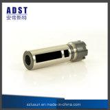 Tirada recta de la asta de la máquina del CNC del sostenedor de herramienta del CNC C25-Er20m-60