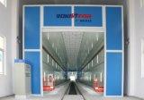 Elevación tridimensional industrial de la plataforma de Yokistar para la cabina de aerosol