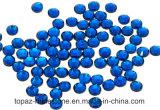 Rhinestone de acrílico plástico de las gemas de acrílico del Rhinestone de Flatback alrededor 20m m (20m m FB-redondos)