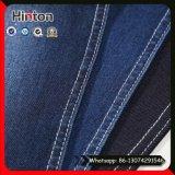 Tissu superbe 320GSM de denim d'extension tricotant le tissu de Jean