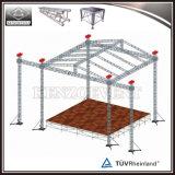 安いアルミニウムコンサートの段階の屋根のトラス価格