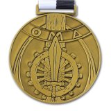 Medailles van de Activiteit van het Metaal van de douane de Openbare met de Doos van de Verpakking