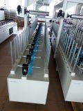 Máquina que lamina de la carpintería fría decorativa del pegamento del cajón o del techo