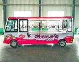 Camion électrique de nourriture, camion de distribution électrique de nourriture