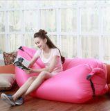 屋外浜の空気ベッドの膨脹可能な寝袋