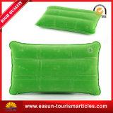 Veludo Insuflável Inflight travesseiro para viagens