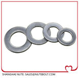 Rondelle plate DIN125 de l'acier inoxydable 304