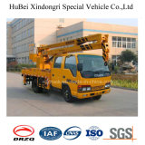 speciale Vrachtwagen van het Werkende Platform van 14m Isuzu Euro4 de Hoge